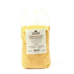 Farine polenta e zucchero